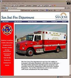 Snata Clara Fire Department Building Code