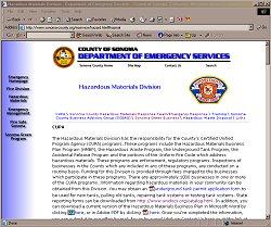hazardous materials business plan santa clara county property